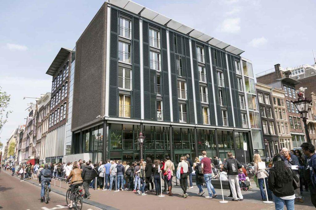 Anne-Frank-Haus Museum Amsterdam