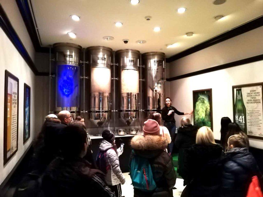 Heineken Experience besichtigen: Übersicht & Infos