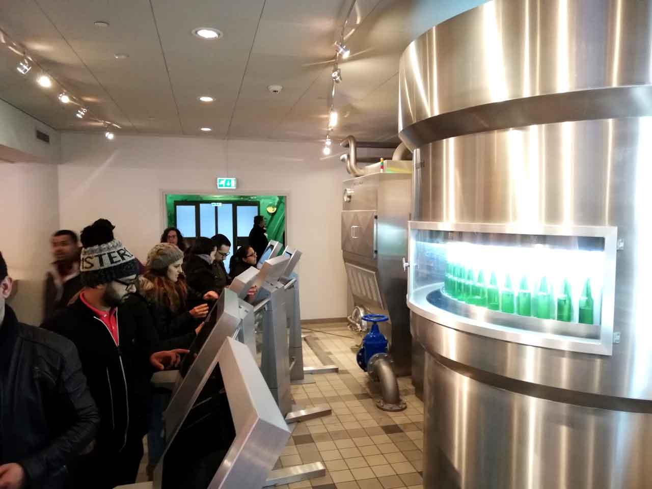 Heineken Experience Öffnungszeiten