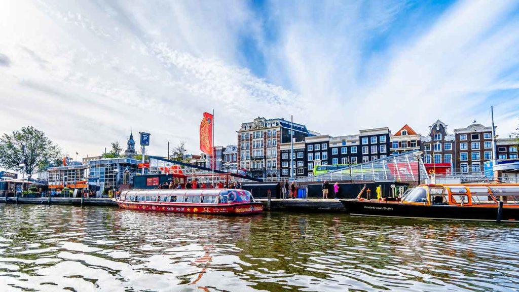 Grachtenfahrten in Amsterdam - Alle Tickets & Angebote