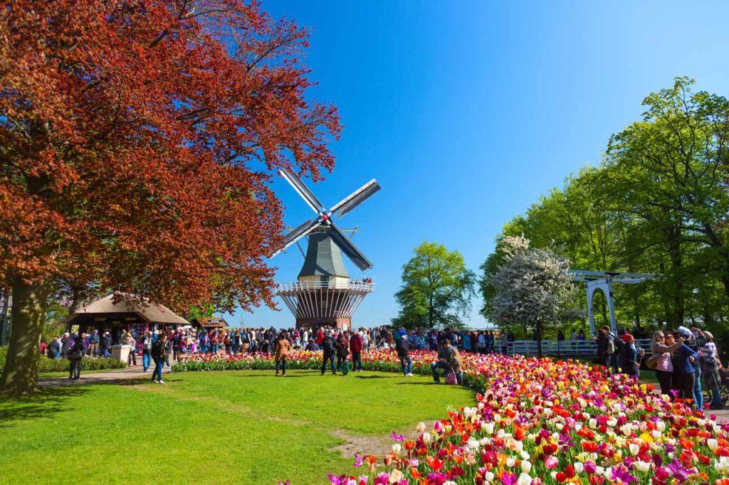 Sehenswürdigkeiten in Amsterdam