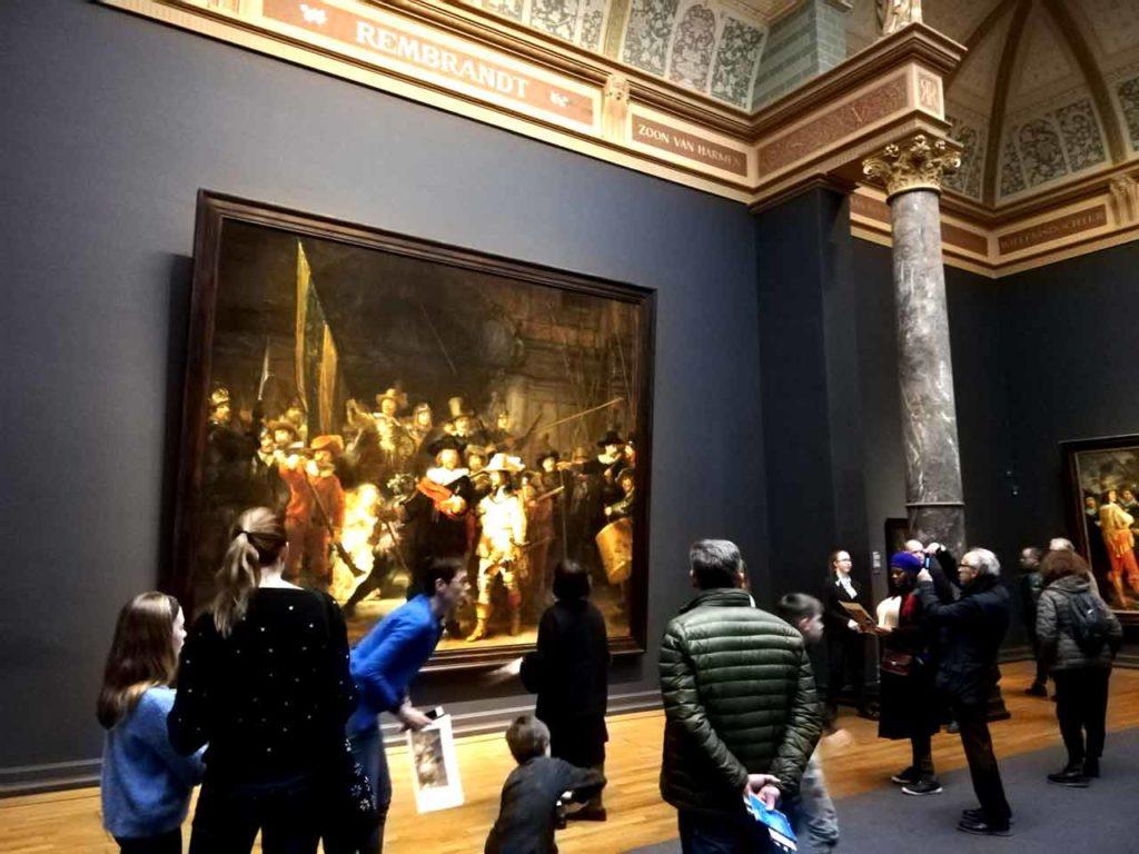 Rijksmuseum Eintrittspreise