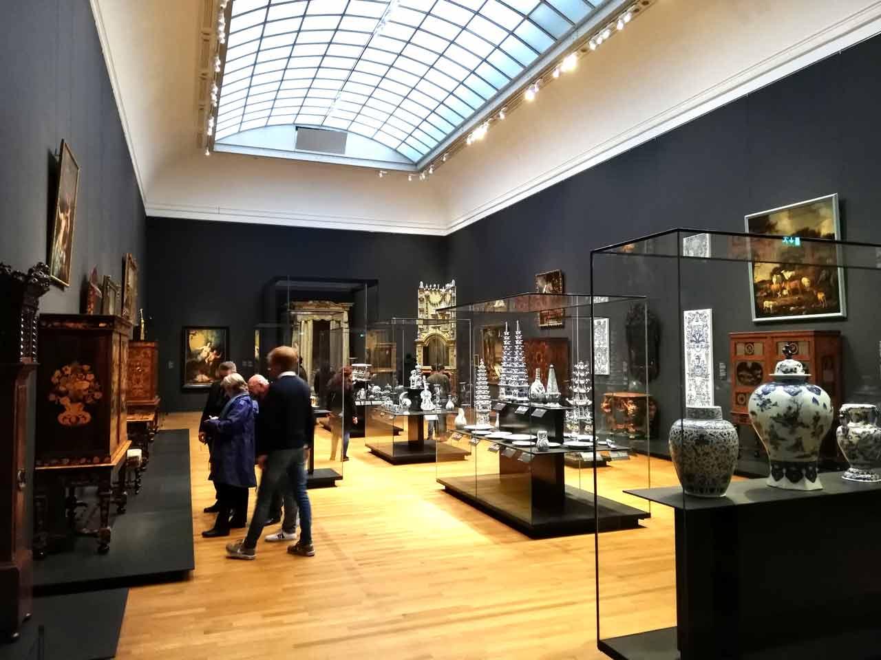 Rijksmuseum Amsterdam besichtigen: Übersicht & Infos