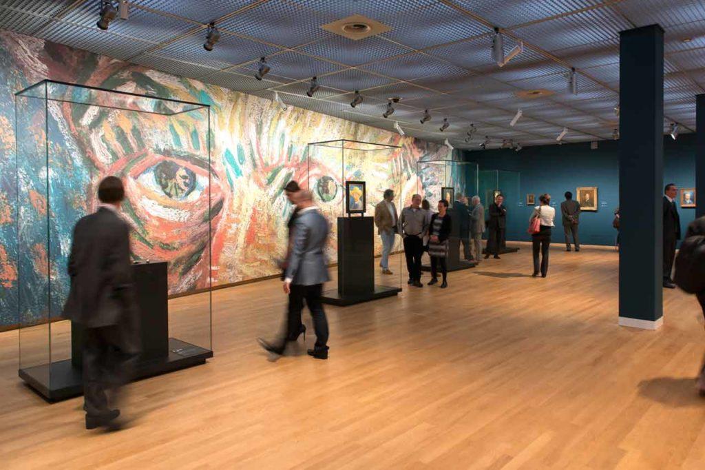 Van Gogh Museum besichtigen: Übersicht & Infos