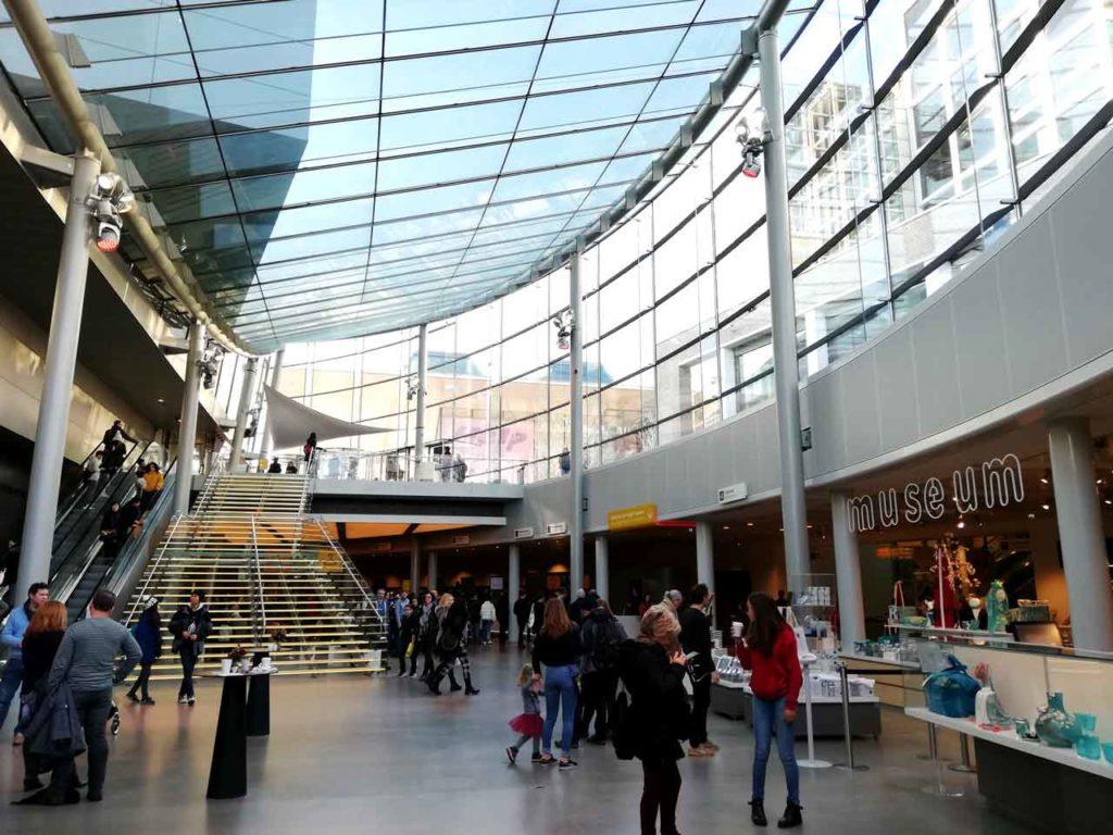 Van Gogh Museum Öffnungszeiten