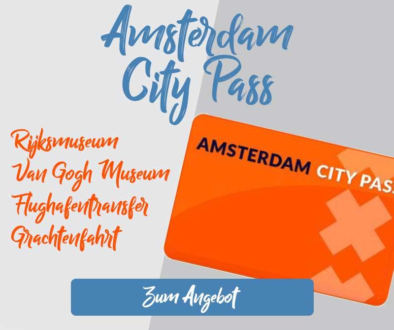 Hallo Amsterdam | Amsterdam City Pass