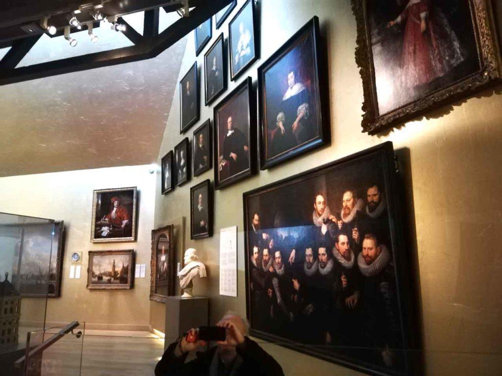 Amsterdam Museum: Eintritt, Öffnungszeiten & Infos