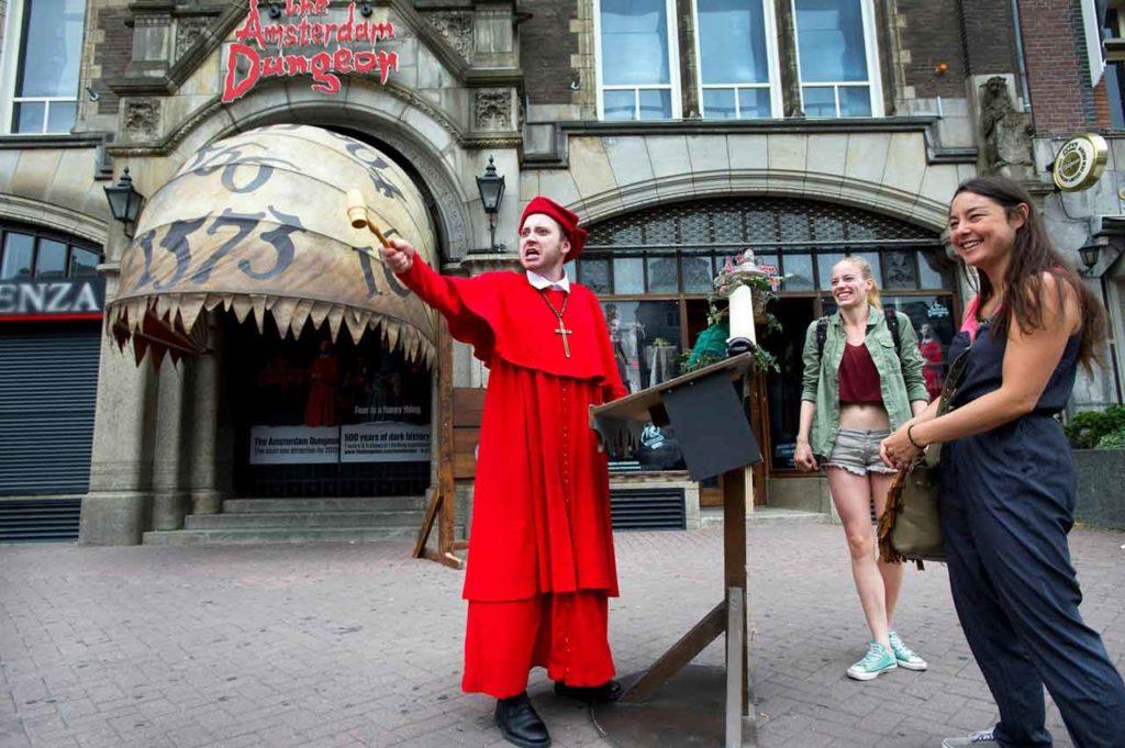 Dungeon Amsterdam: Eintritt, Öffnungszeiten & Infos
