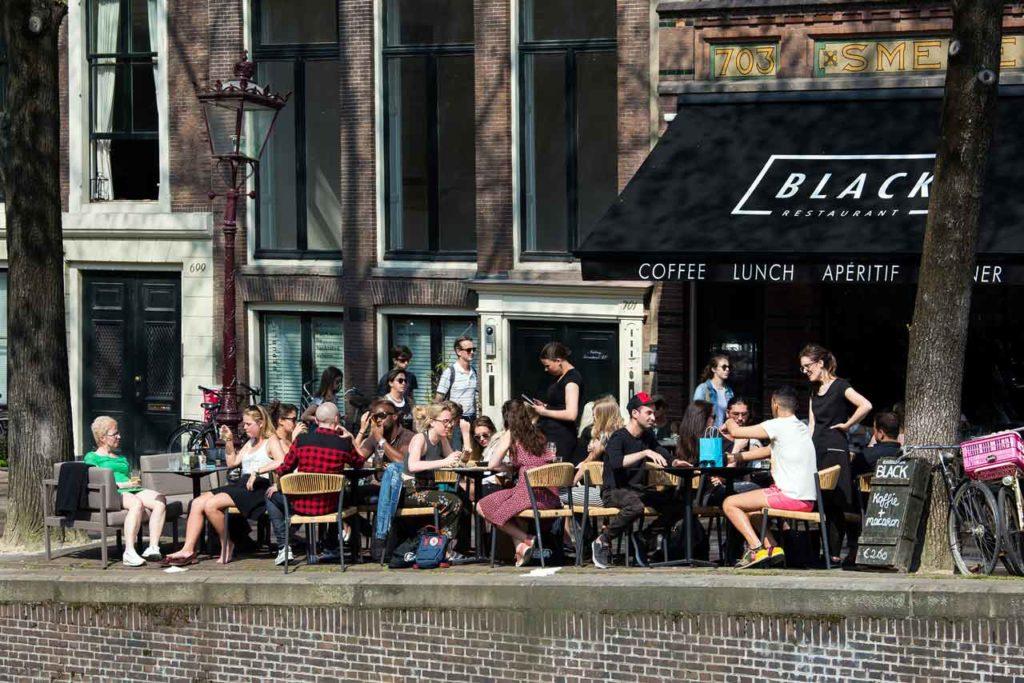 Trinkgeld und Verhaltensregeln in Amsterdam