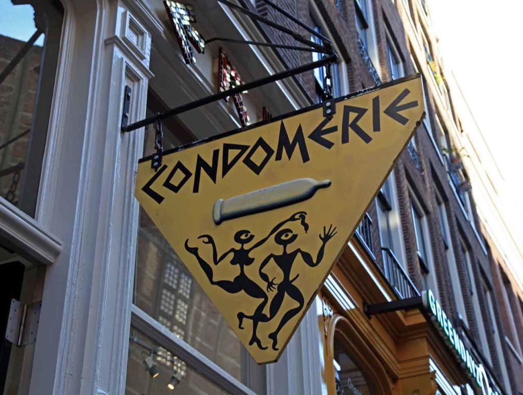 Auf Entdeckungstour in Amsterdams Rotlichtviertel
