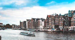 Ostern in Amsterdam