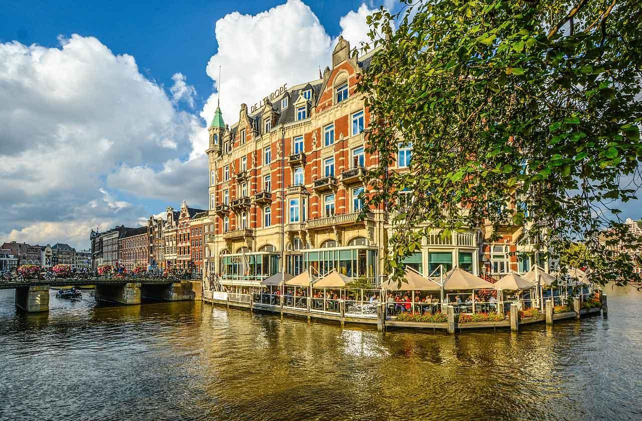 Trinkgeld Amsterdam