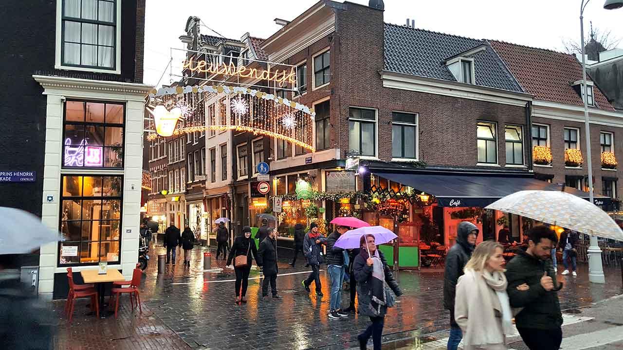 Amsterdam Gefährliche Viertel