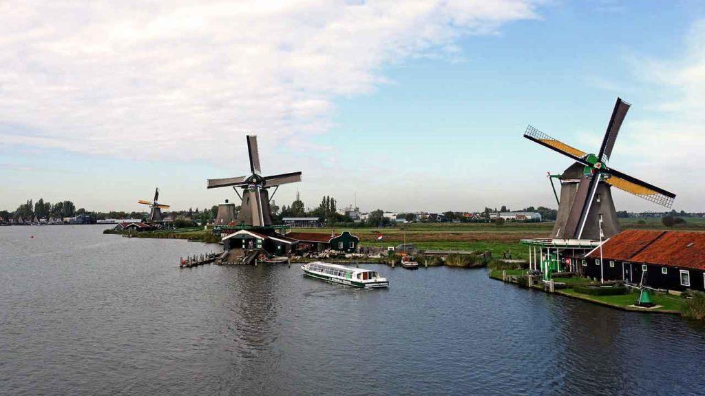 Amsterdam Lookout: Eintritt, Öffnungszeiten & Infos