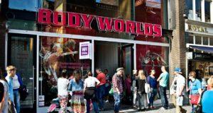 Bodyworlds Amsterdam