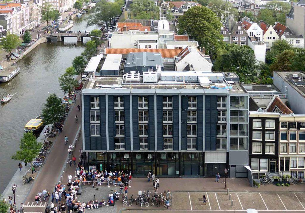 Anne Frank Haus - Eintrittspreise