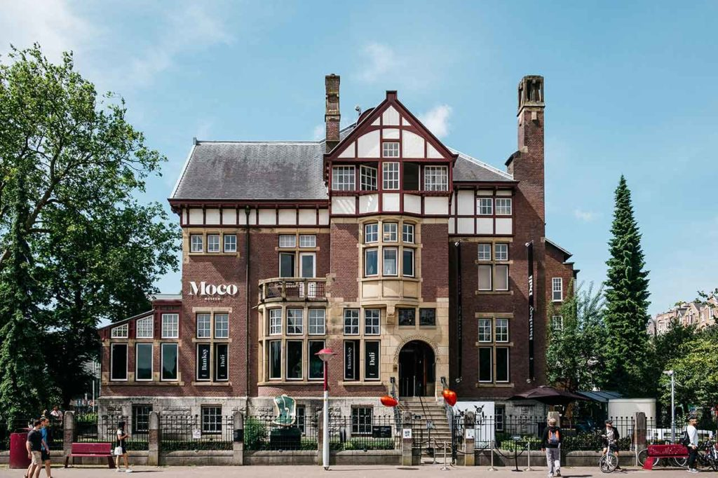 Moco Museum Amsterdam: Eintritt, Öffnungszeiten und Anfahrt