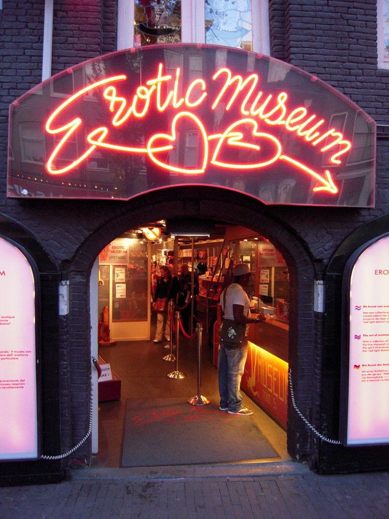 Sex Museum in Amsterdam